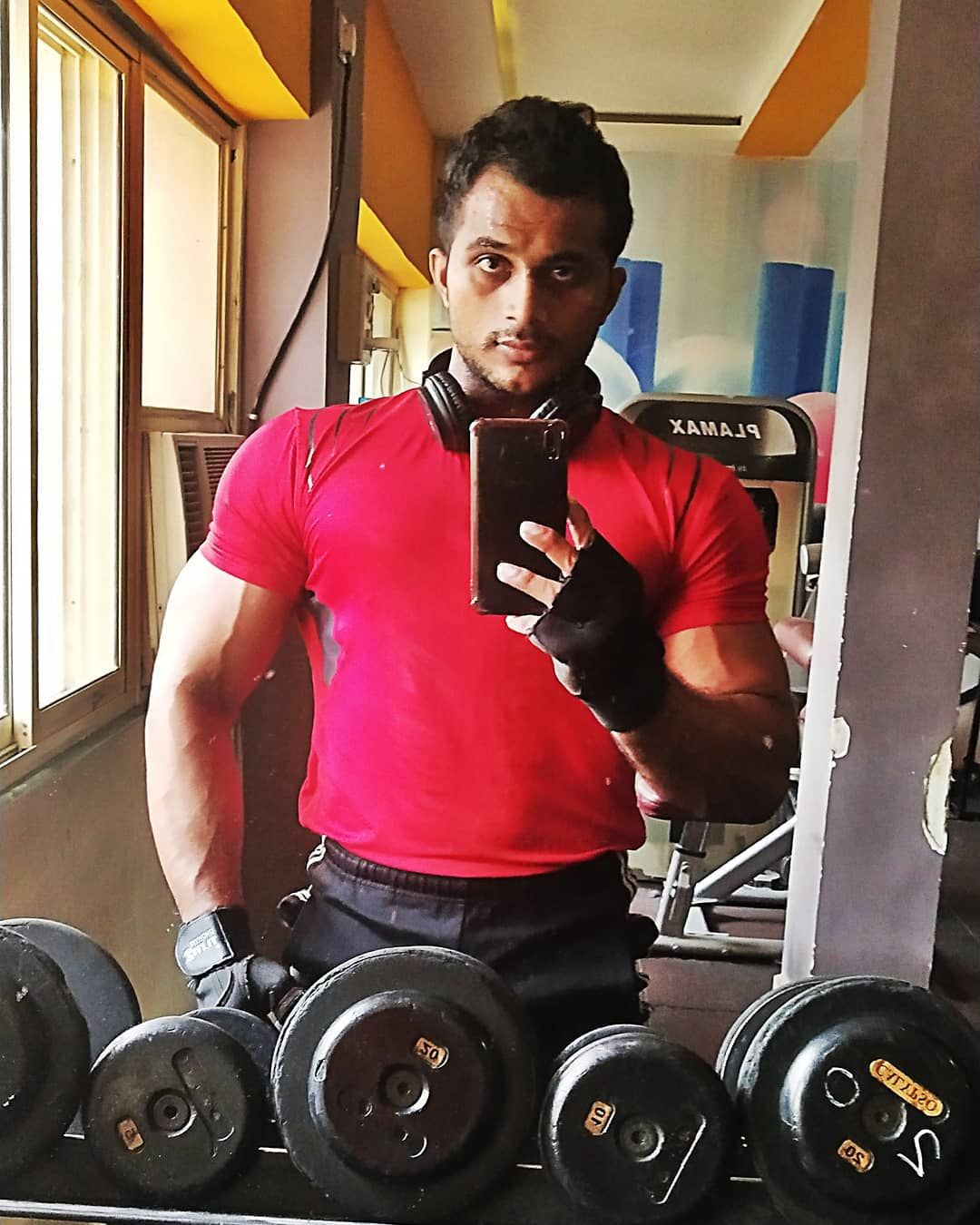 #fitness Pump #personaltrainer #bigmuscles #india #thane #mumbai #motivation #fitness #bigmusclenutr...