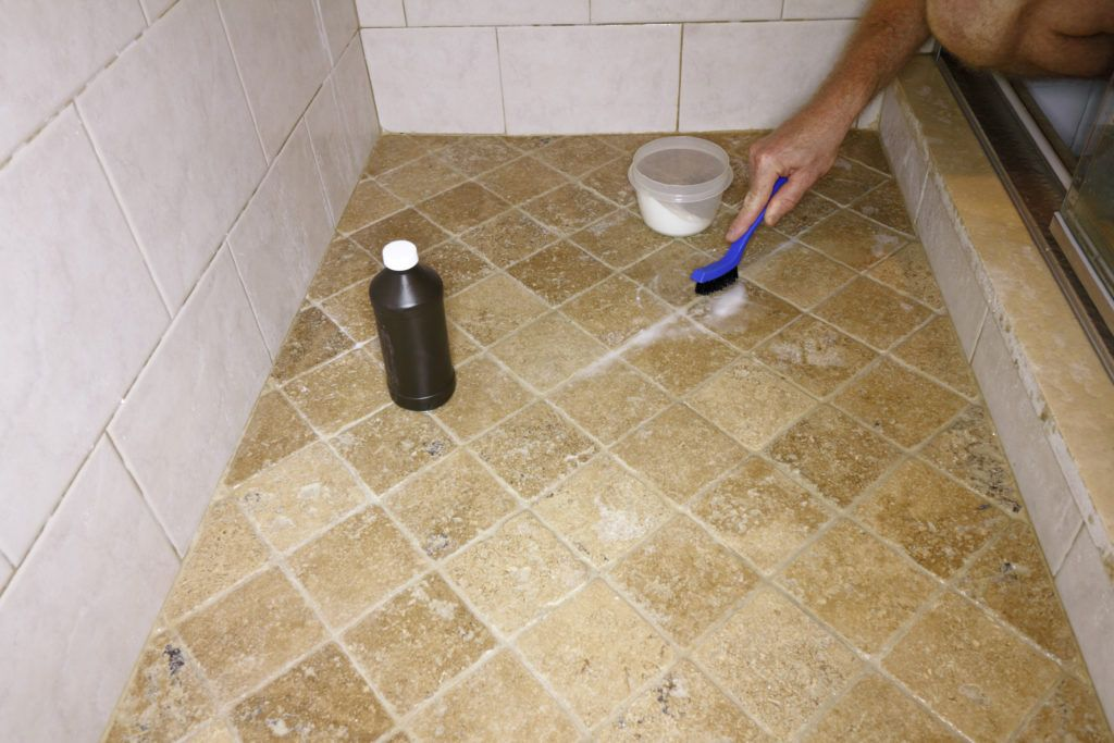How to Clean Grout The Best Homemade Grout Cleaner