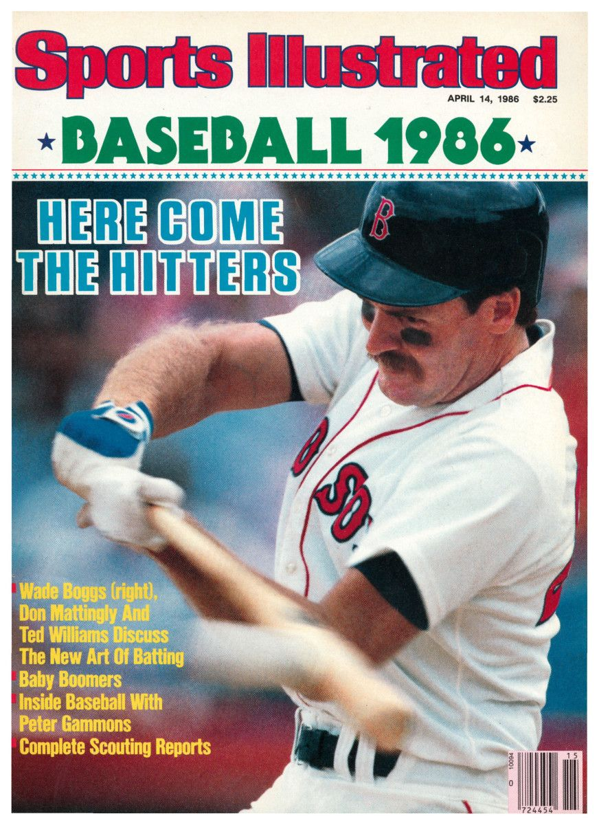 April 14, 1986 in 2020 Sports illustrated, Sports