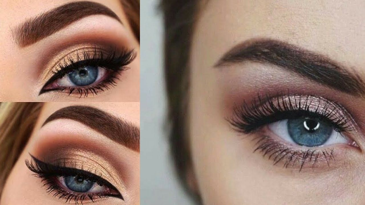 Smokey Eye For Beginners Everyday Smokey Eye Makeup Tutorial