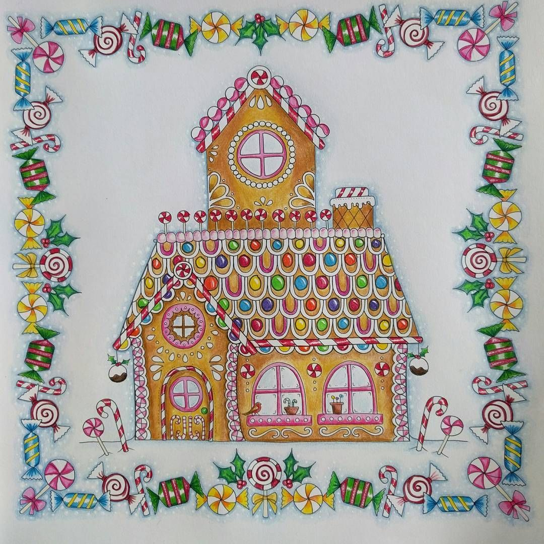 Gingerbread House, one of my favourite things about ...