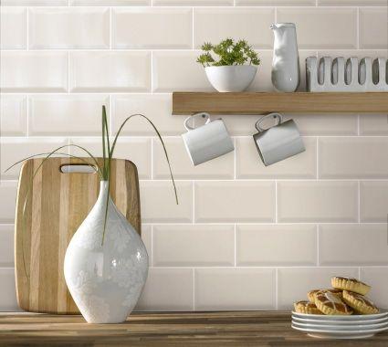 Splashback Kitchen Wall Tiles White Wall Tiles Cream Kitchen Tiles