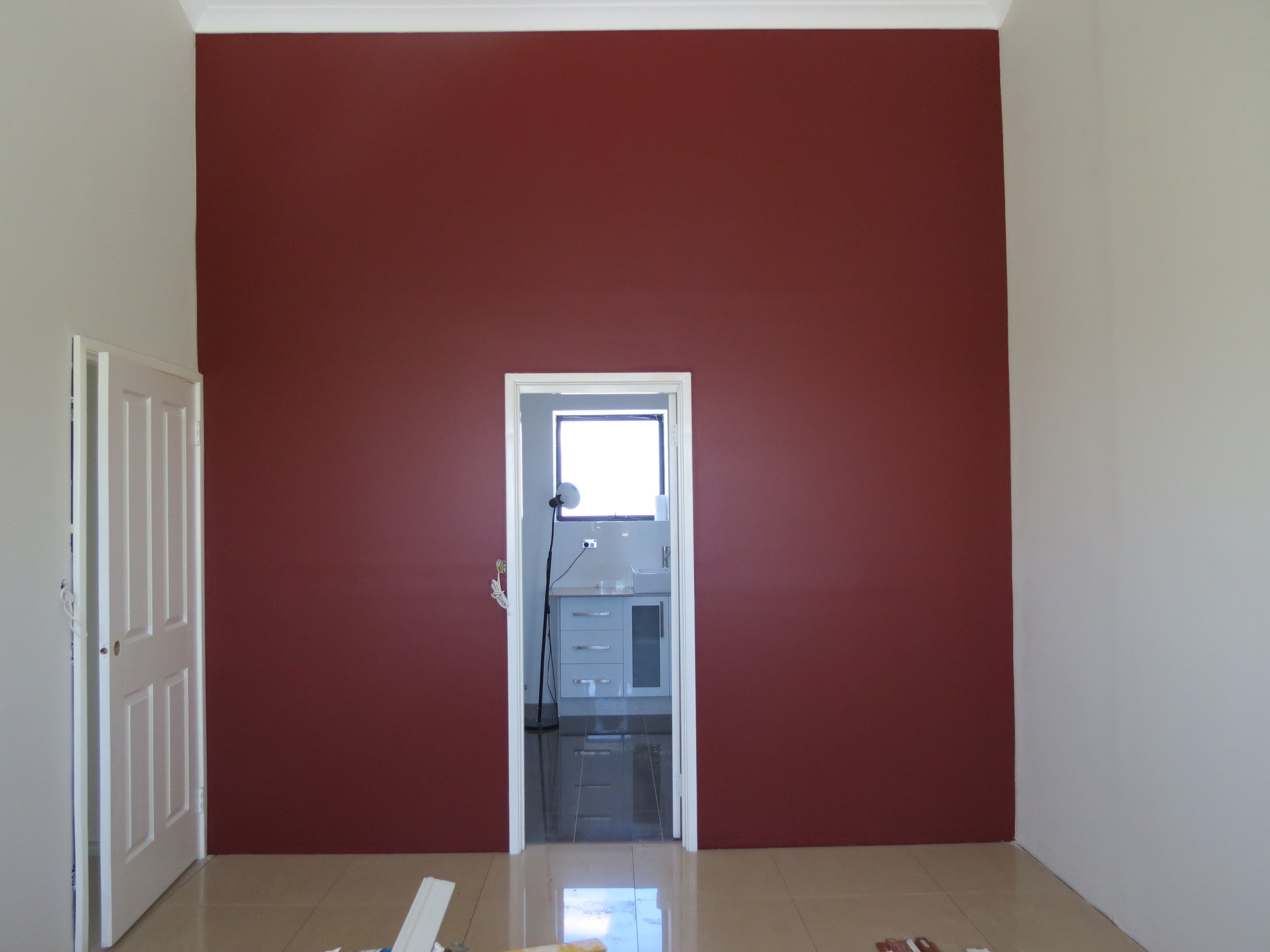 Henna red by dulux