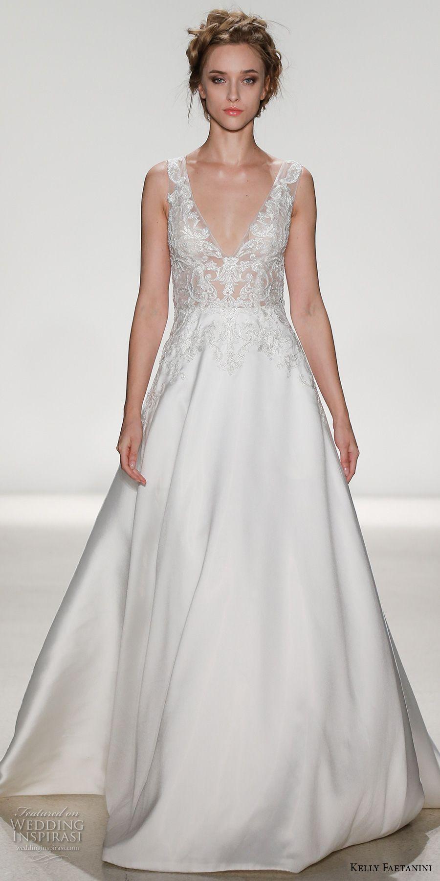 Kelly faetanini spring wedding dresses u new york bridal