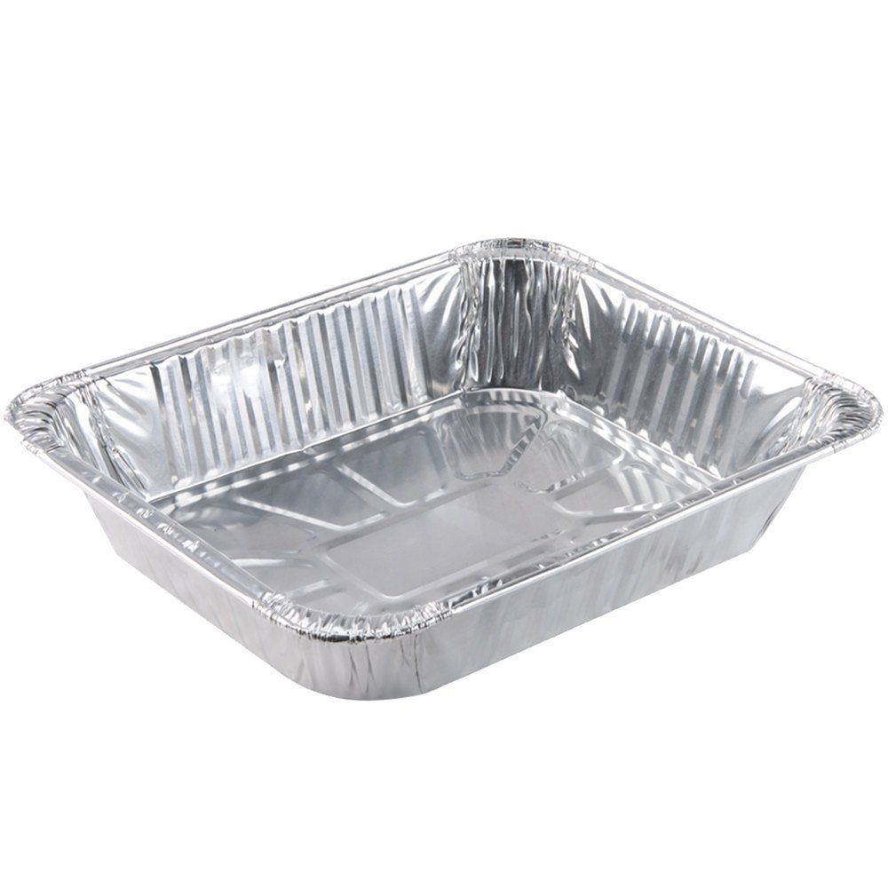 Choice 1 2 Size Foil Deep Steam Table Pan 100 Case Aluminum