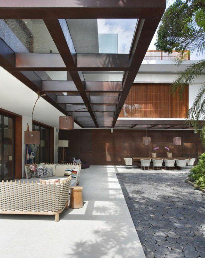 Transformez votre maison avec le plancher en verre - La maison tempo au bresil par gisele taranto ...