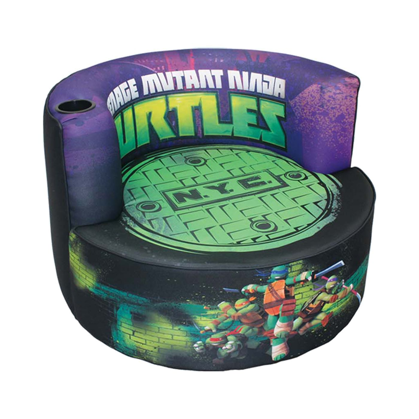 Newco International 97098 Nickelodeon Tmnt N Y C Ninjas