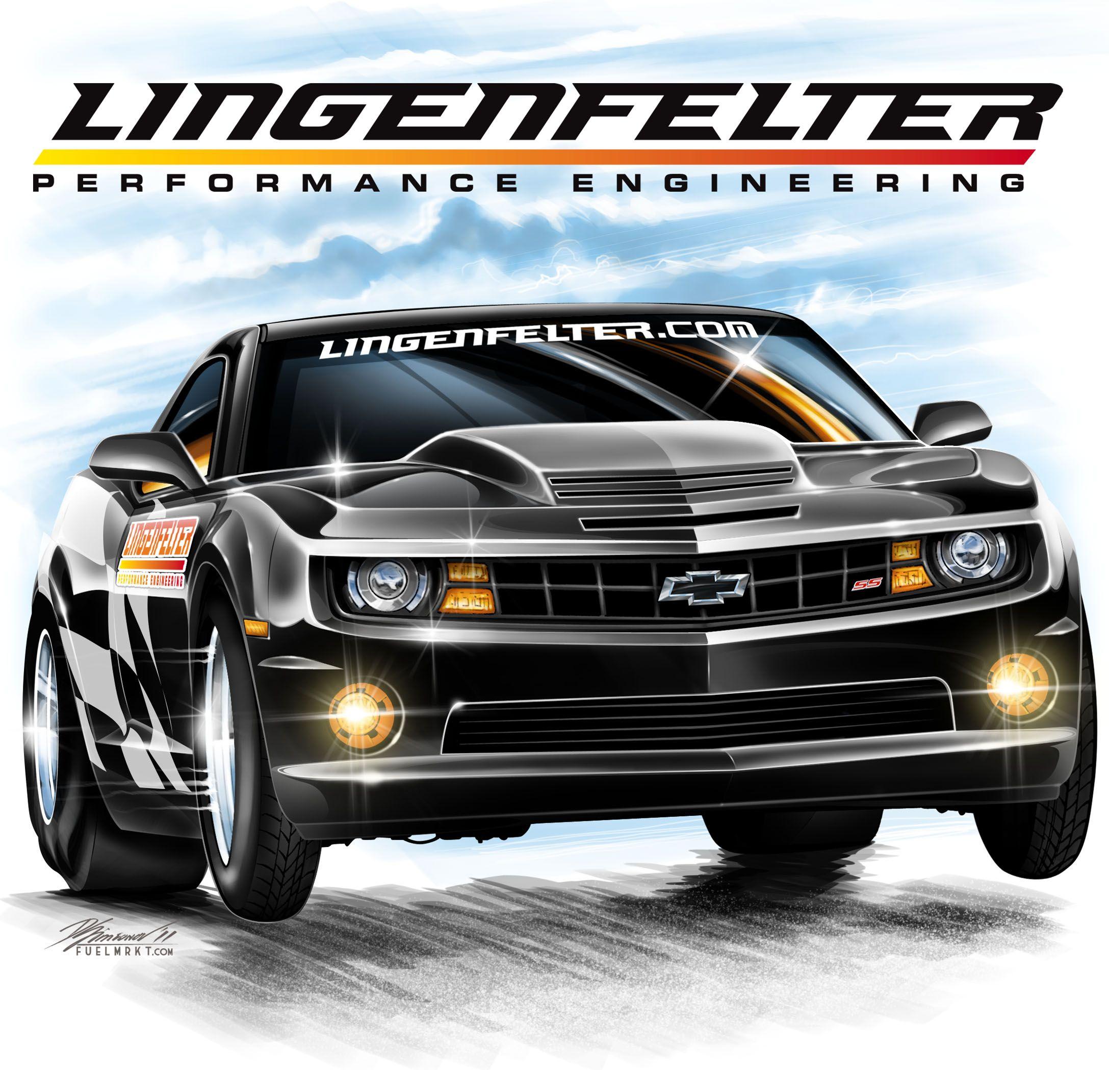 lingenfelter race car t shirt camaro horsepower. Black Bedroom Furniture Sets. Home Design Ideas