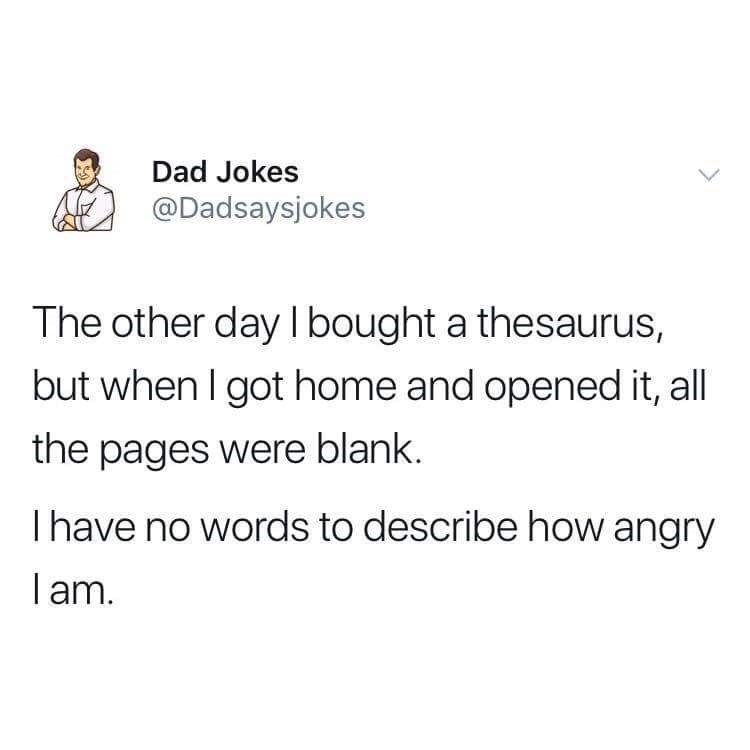 29 Awfully Cringey Dad Jokes Just In Time For Father's Day