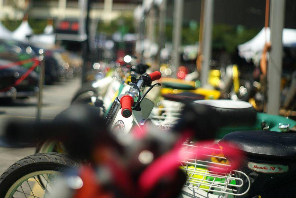 Art of speed 2014 Honda StreetCub - mini4temps.fr