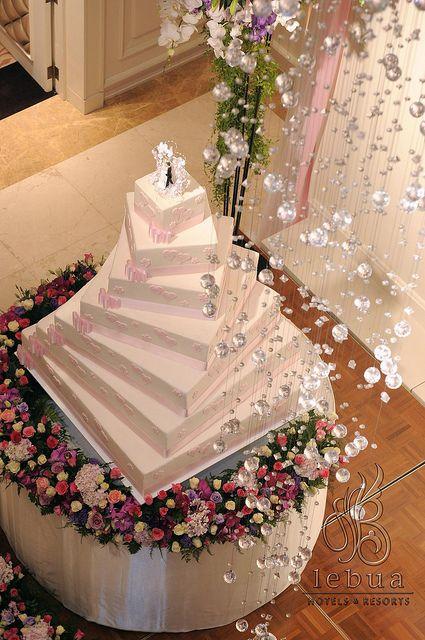 Wedding Cake 7 Tier