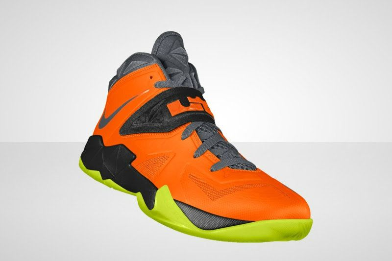 Nike Zoom Soldier VII ID Bright Citrus Flash Lime Grey  f7d33512cc07