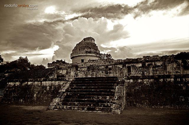 """El Observatorio """"El Caracol"""" by rodolfoaraiza.com"""