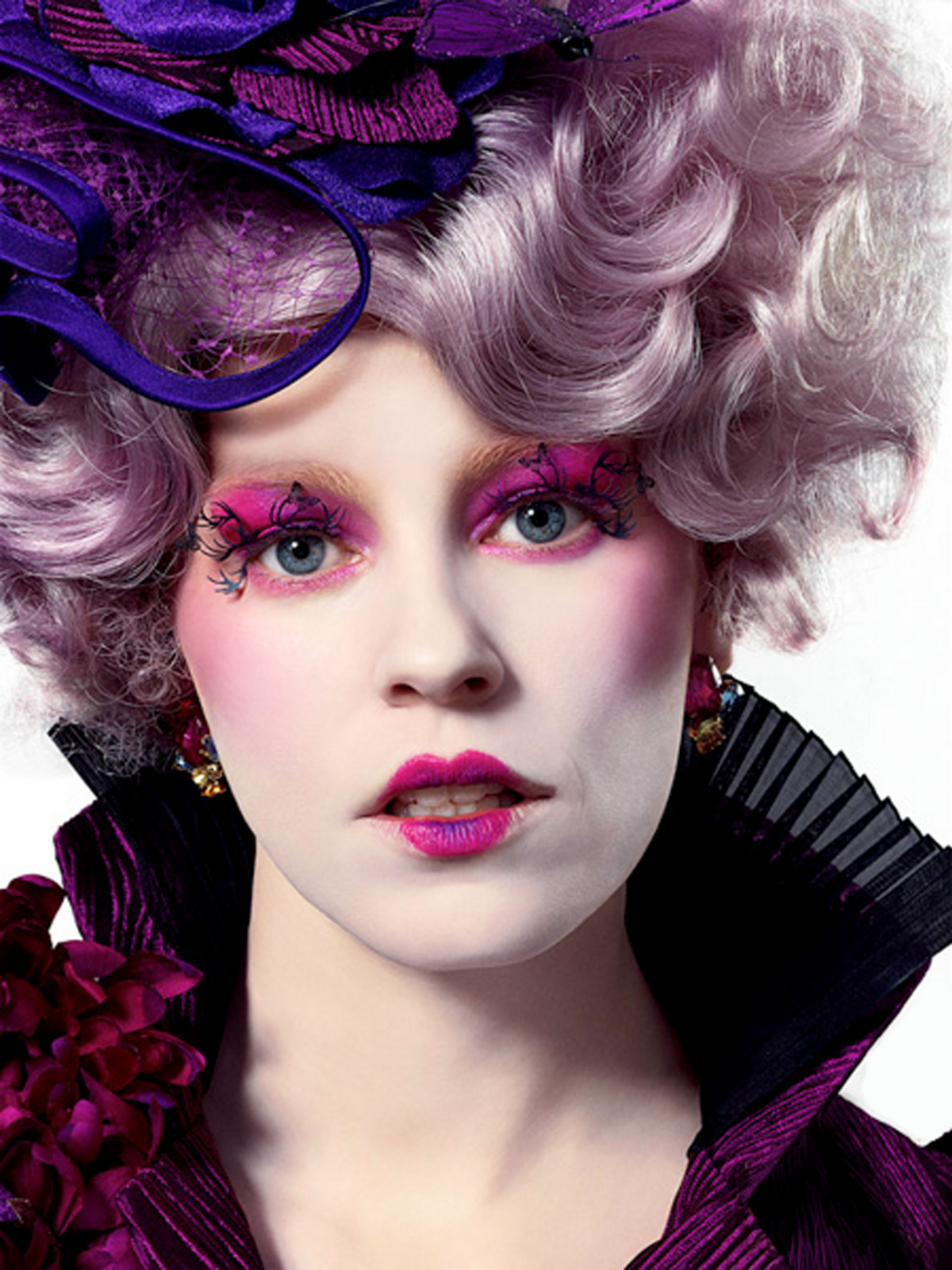 Hunger Games Inspired Make-Up