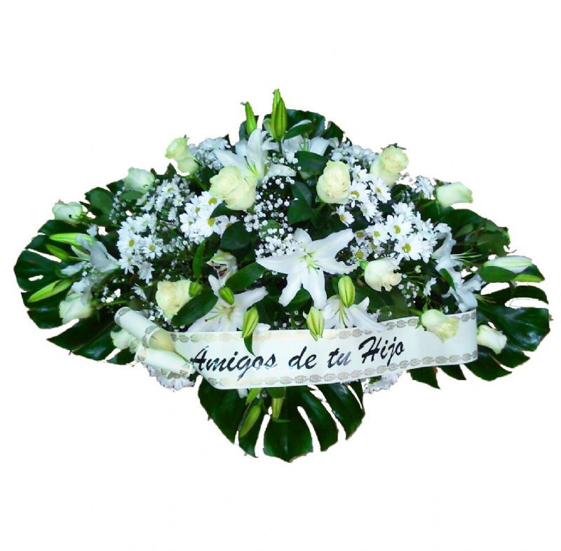 Cómo Comprar Un Ramo O Centro De Flores Para Difuntos Centros De Flores Arreglos Florales Funerarios Floristerías