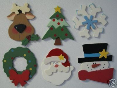 Manualidades navidenas para ninos nadal pinterest - Decoracion navidad goma eva ...
