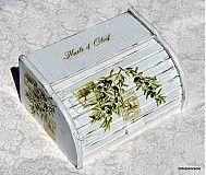 Nádoby - Chlebník olivy z Provence - 1729269