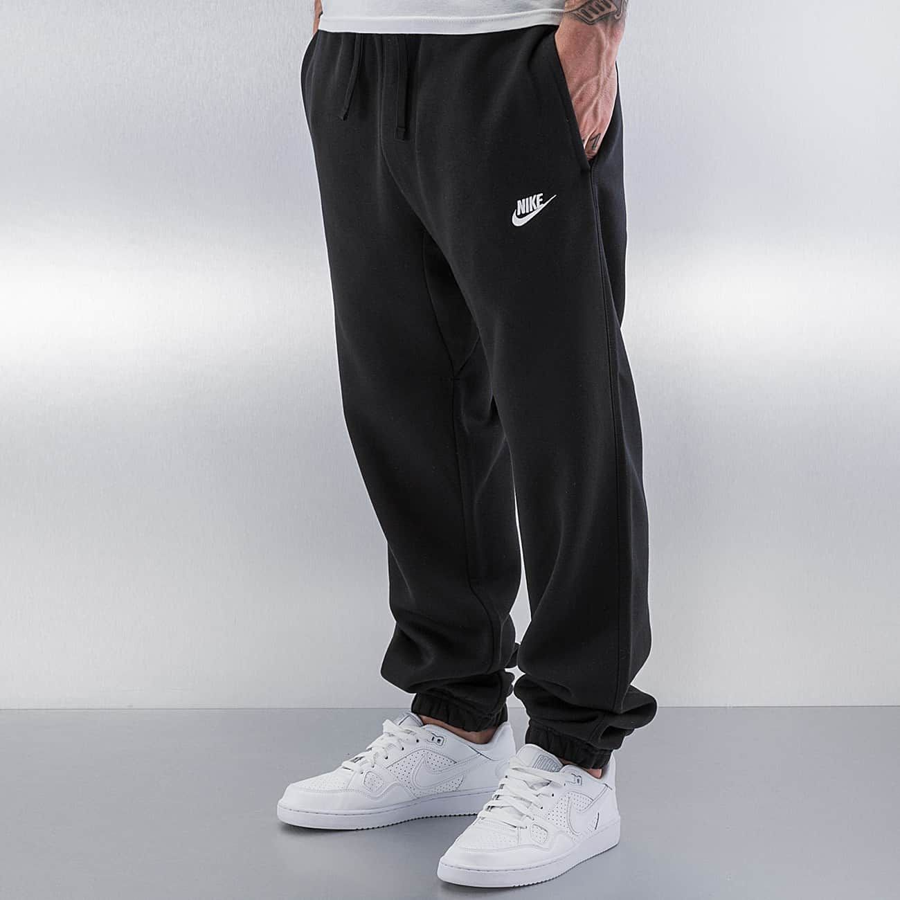 reputable site d7cd3 e7aef Nike Jogginghose schwarz