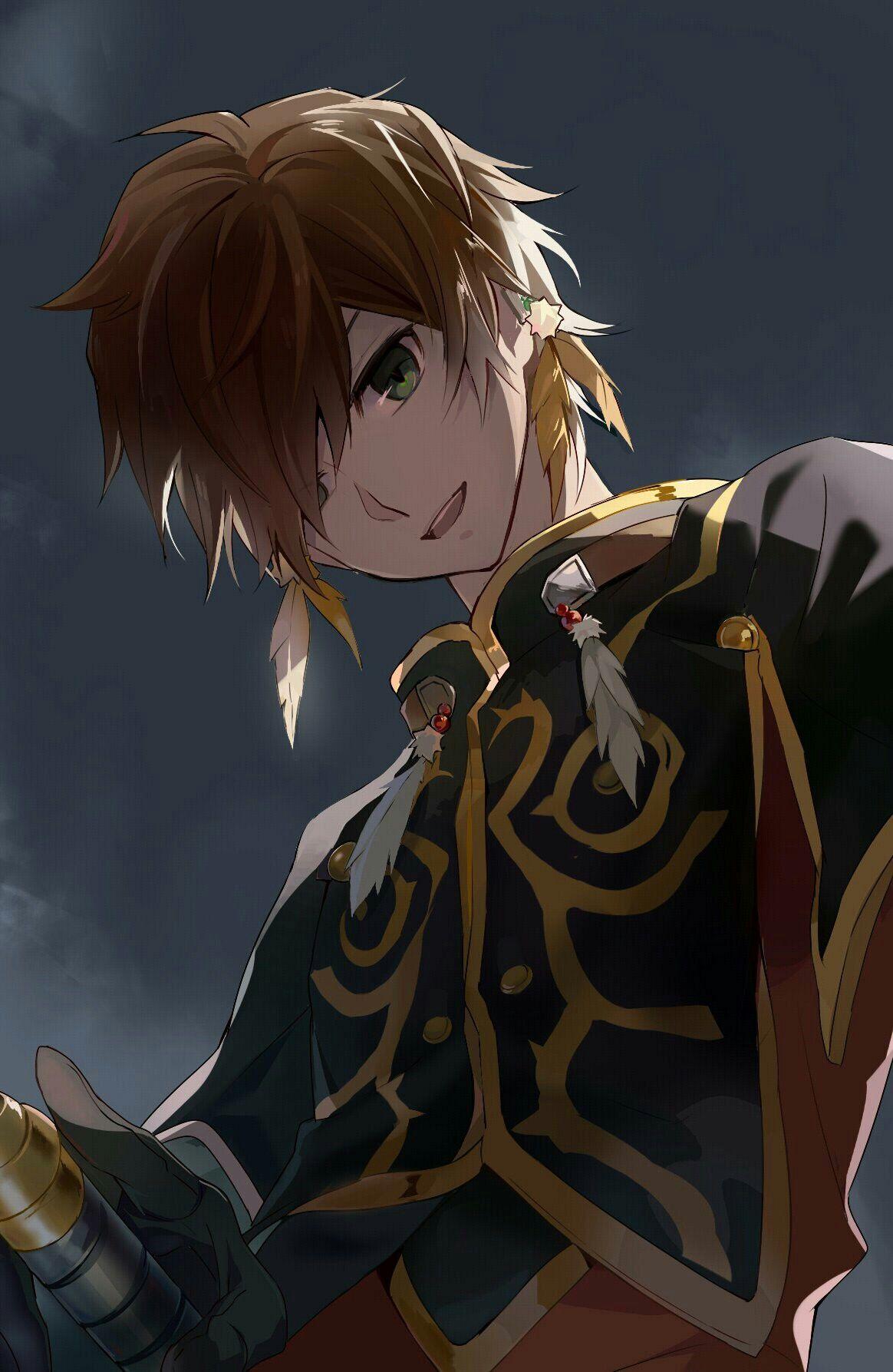 Tales of Zestiria || Sorey / #anime | Cool anime guys, Anime guys, Anime prince