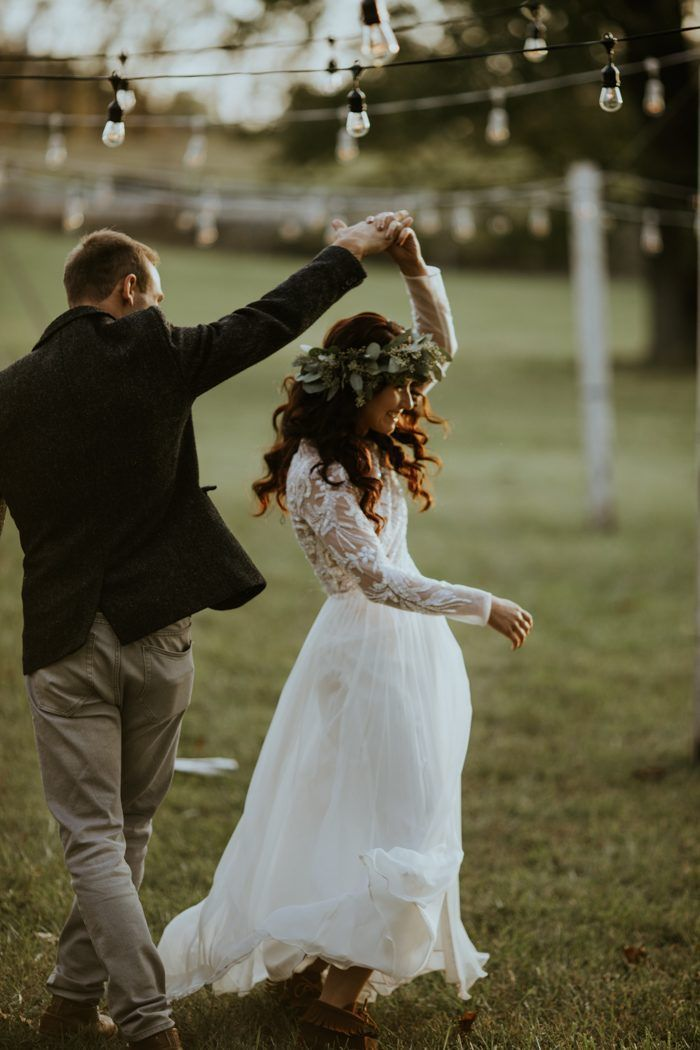 You're Going to Want to Recreate Every Inch of This DIY Family Farm Wedding in Pennsylvania