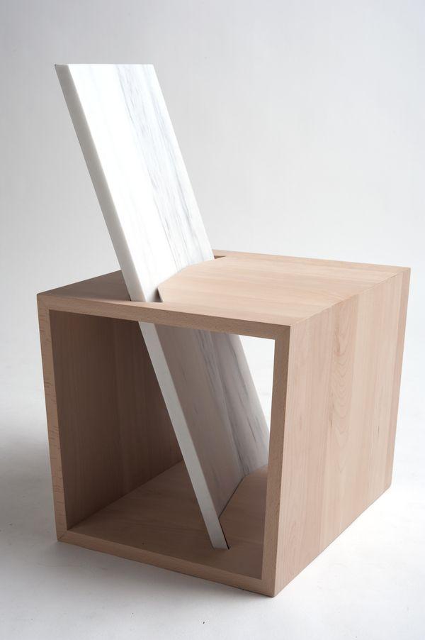 marbre bois assise | Cadeiras/ puf/cadeiras de balanço | Pinterest ...