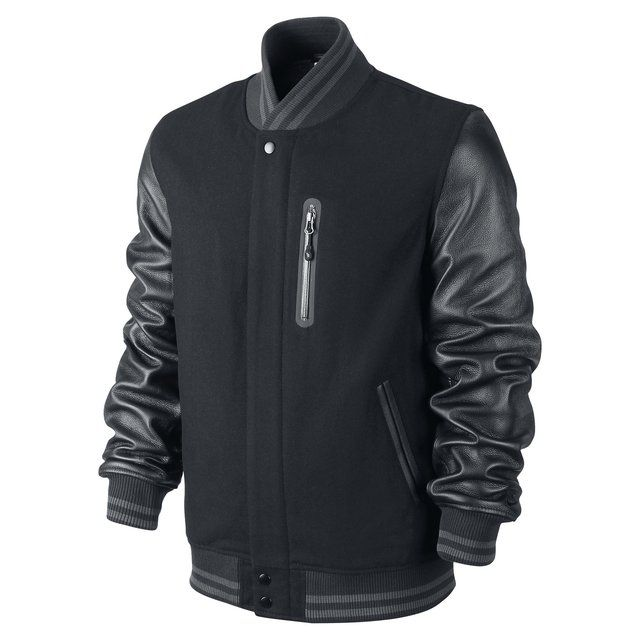 Nike Destroyer Varsity Jacket | Jackets, Nike tights, Clothes