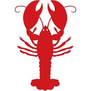i think i m in love with this design from the silhouette design rh pinterest com au crawfish clip art images crawfish clip art border