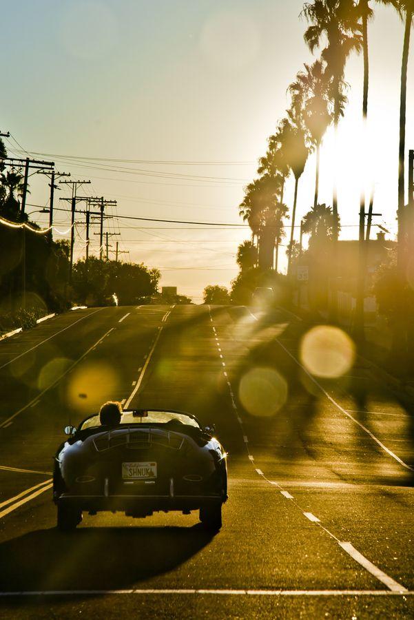 Morning Drive by Aydin Palabiyikoglu