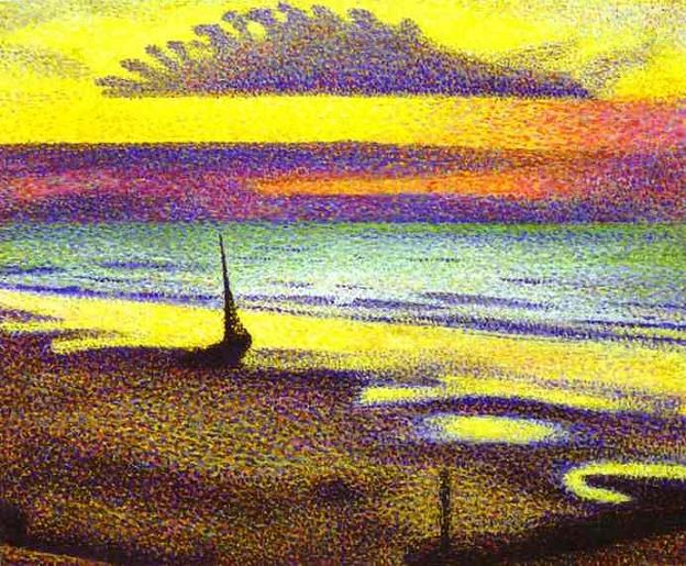Post-Impressionism | Posts, 3) and Perspective