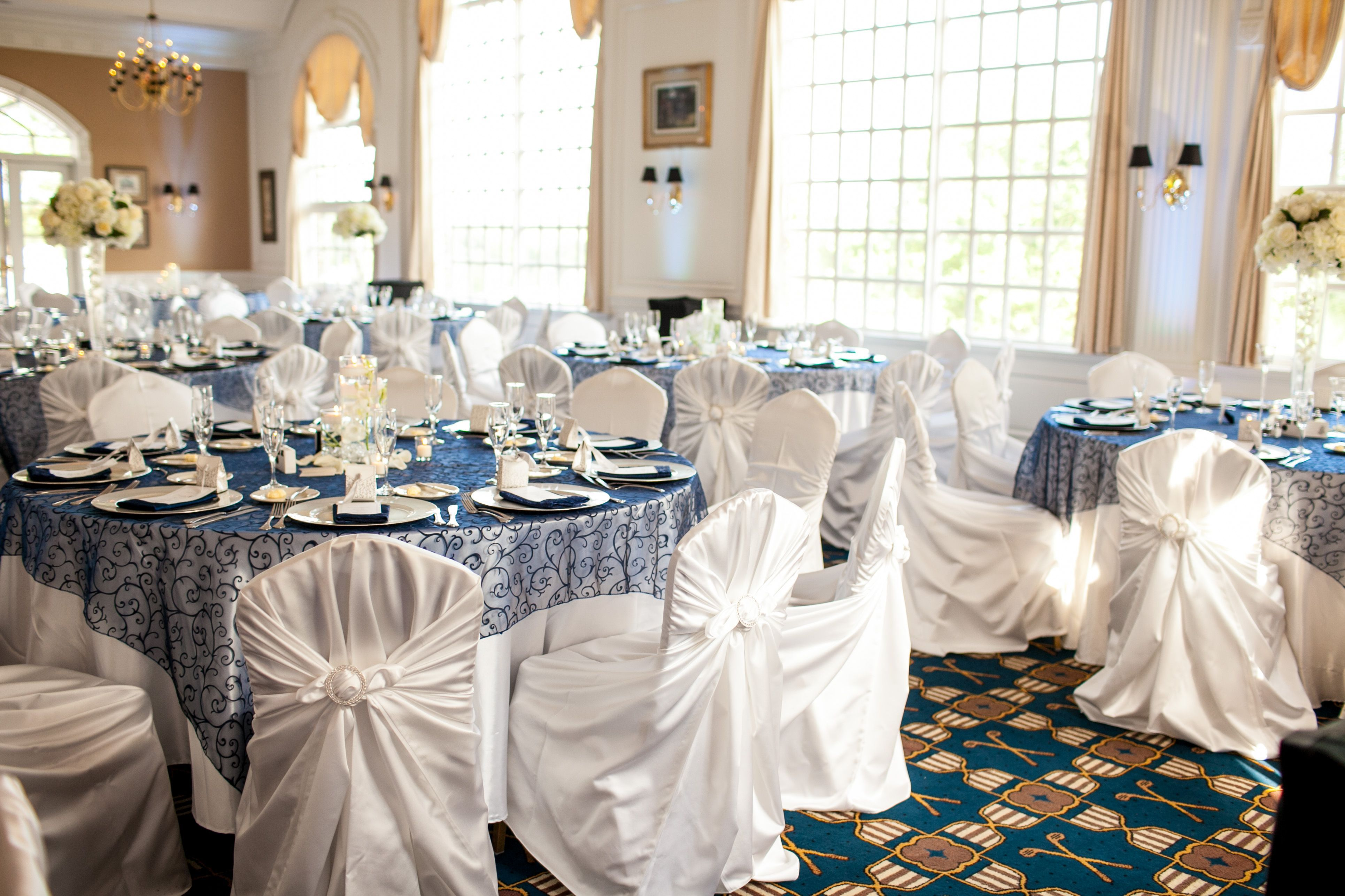light blue and silver wedding decorations – Wedding | our wedding ...