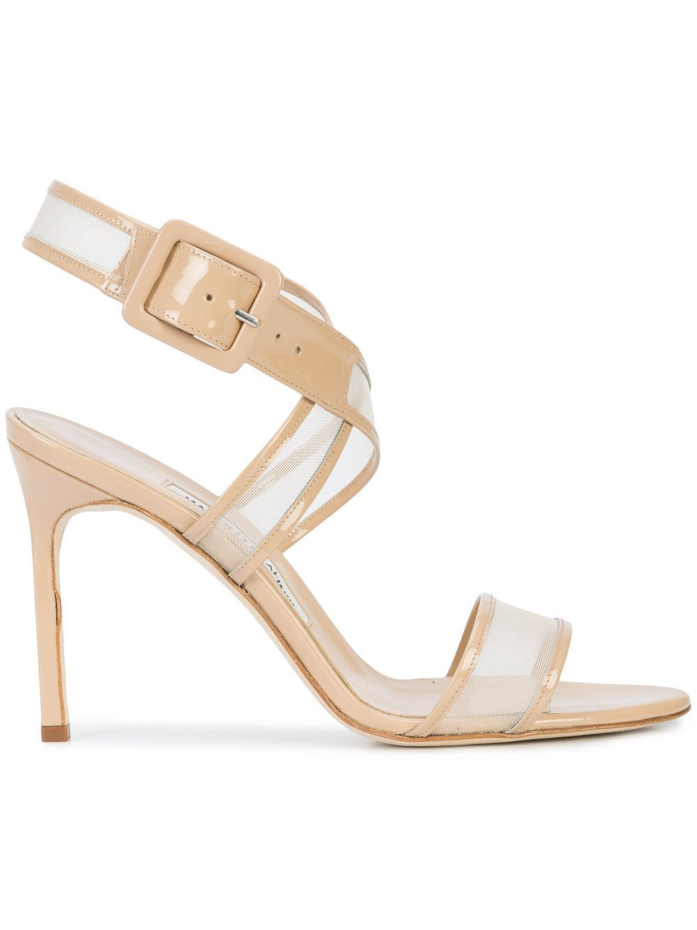de212d1d667 MANOLO BLAHNIK NUDE   NEUTRALS.  manoloblahnik  shoes