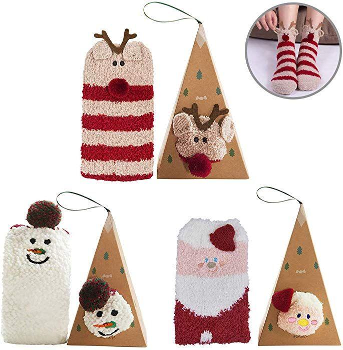 6251b4230b8 Christmas Socks Women