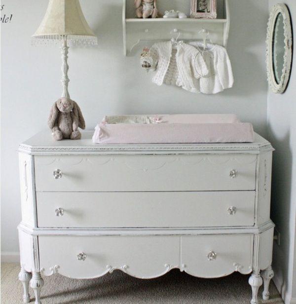 20 Gentle Vintage Nursery Decor Ideas For Your Baby Kidsomania