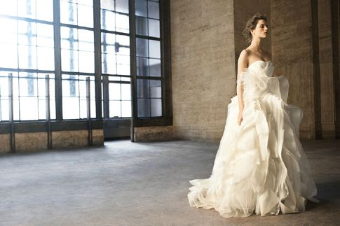vera wang wedding gown...please?