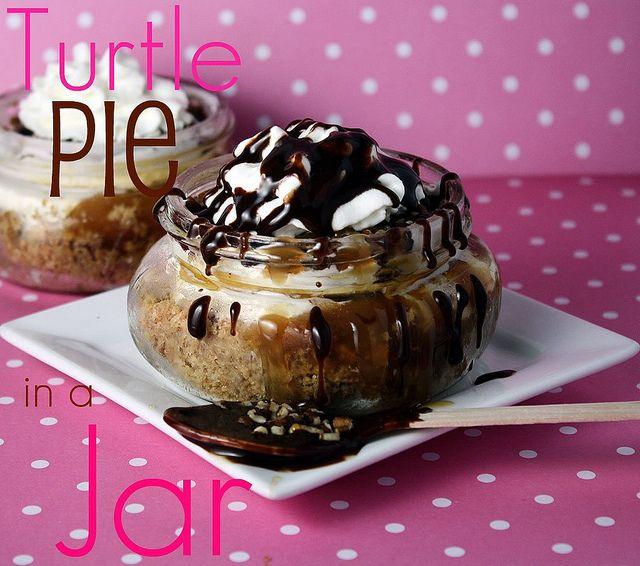 turtle pie by cookbookqueen, via Flickr