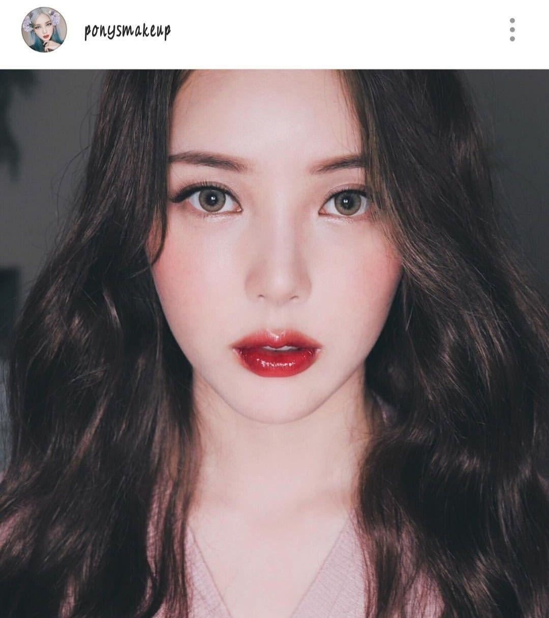 Pony KoreanMakeupTips KoreanMakeupLook Korean makeup