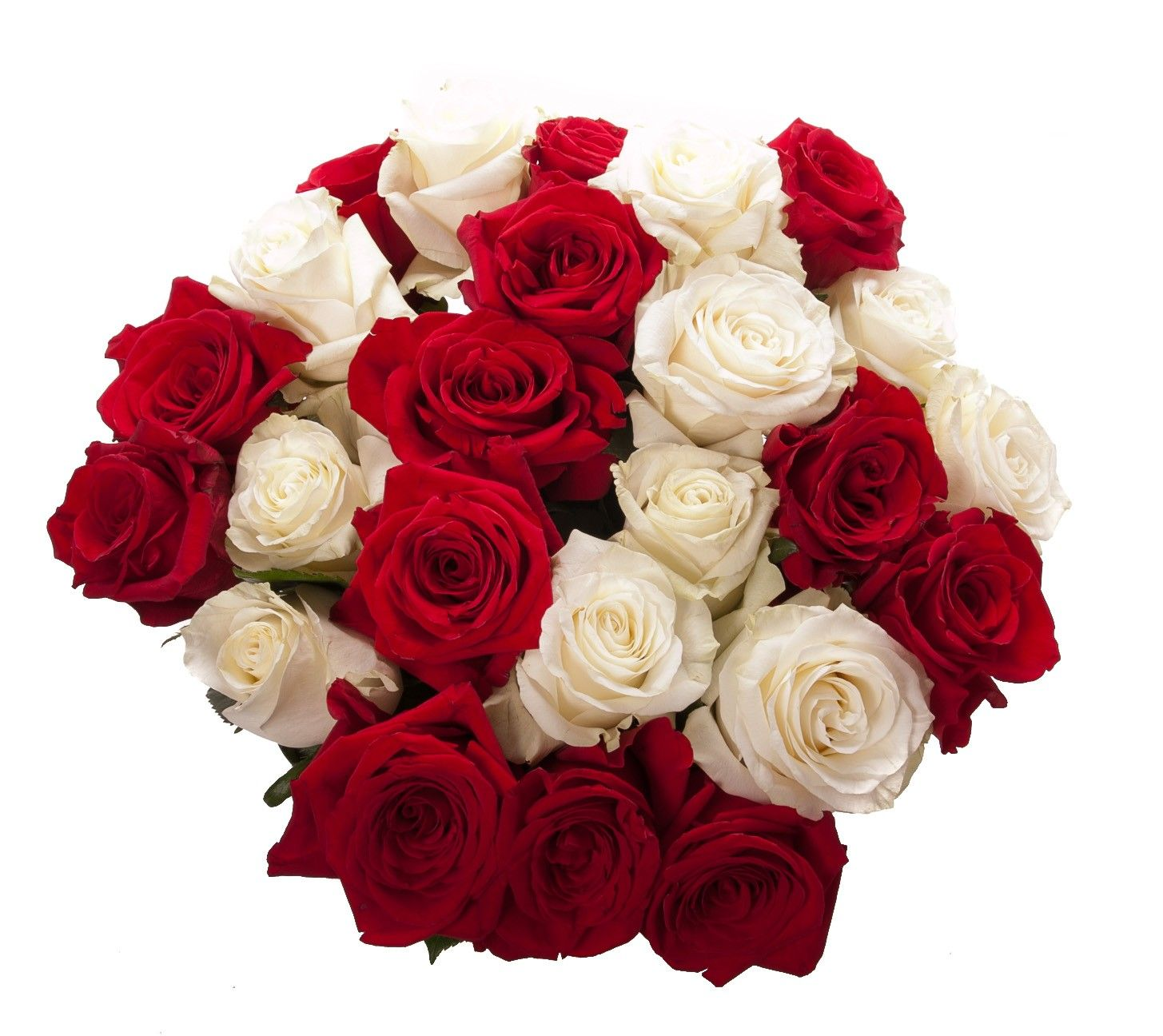 Red and white roses my bouquet sarah nige wedding valentines day rose bouquet red and white the classic red rose mixed with white fair trade and fabulous from flower muse dhlflorist Choice Image