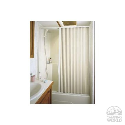 Pleated Shower Door White - Up to 36  sc 1 st  Pinterest & Pleated Shower Door White - Up to 36 | Shower doors Doors and Condos
