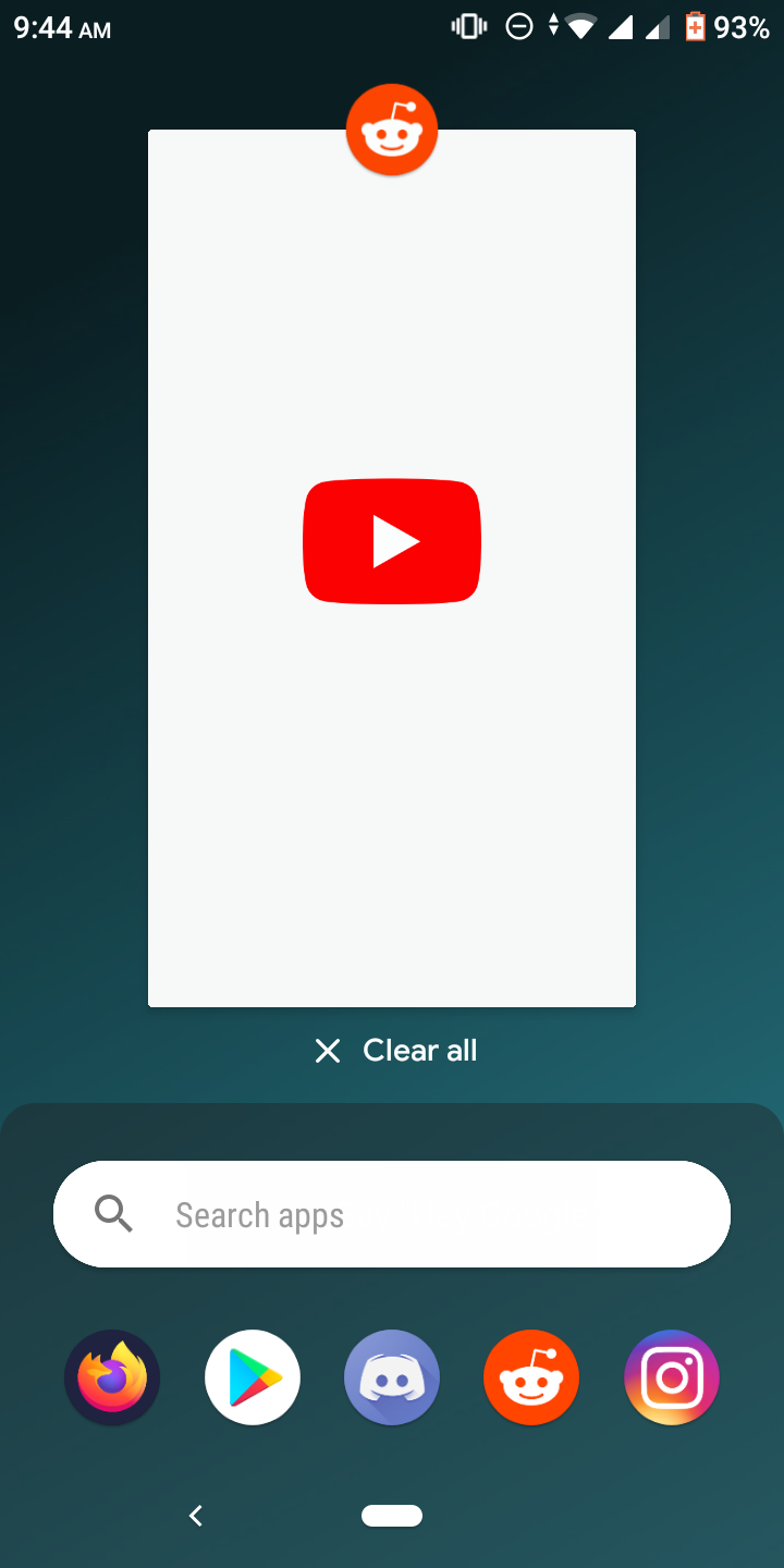 Well what the frick YouTube logo and Reddit icon. bsod
