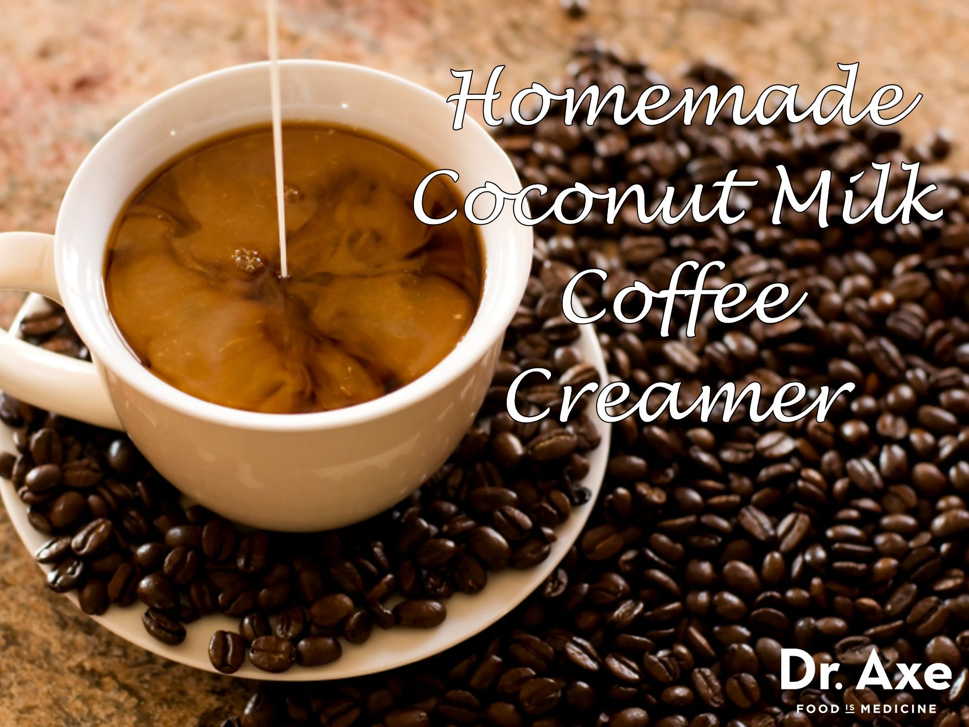 Coconut Milk Coffee Creamer Recipe (With images