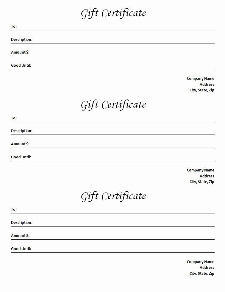 Gift Card Template Free Download New Gift Certificate Template Blank Microsoft Gift Card Template Gift Certificate Template Word Free Gift Certificate Template