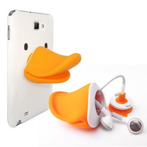 iDUCK iPhone Stand, $13.50, now featured on Fab.