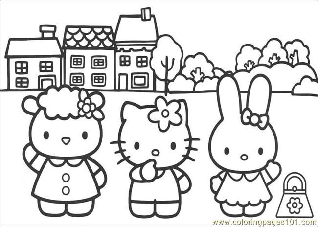 coloring pages Coloring Pages Pinterest Hello kitty, Kitty and - fresh keroppi coloring pages free to print