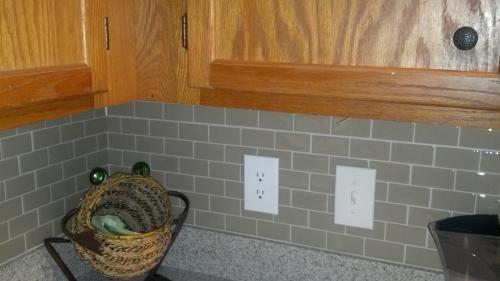 Conseil pose de carrelage mural ne jetez pas le papier protecteur lorsque vous le retirez vous - Conseil pose carrelage ...