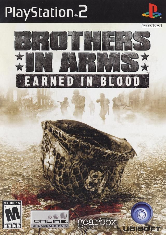 brothers in arms earned in blood ps2 megaupload