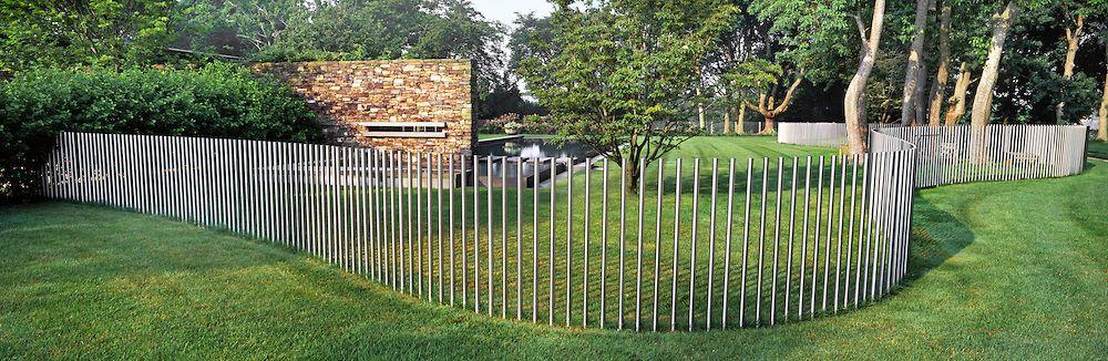 Curved Pool Fence Pool Fence Garden Bridge Pool Designs
