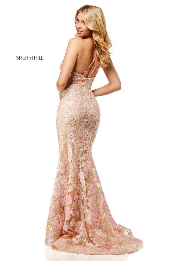 9e4cef81593 Sherri Hill Style 52654