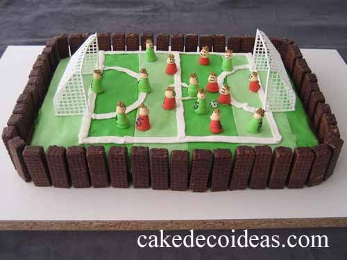 recipe: soccer field cake [34]