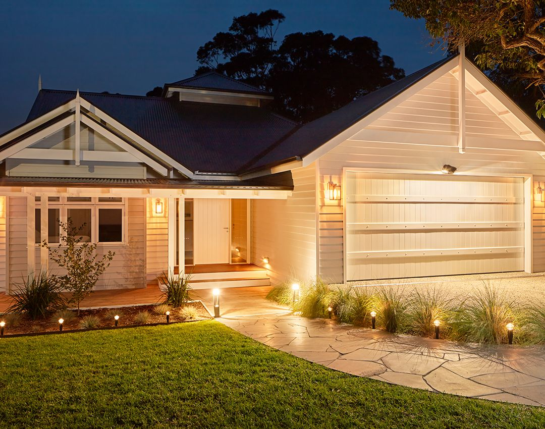 Let our outdoor lighting do the hard work for you! Add