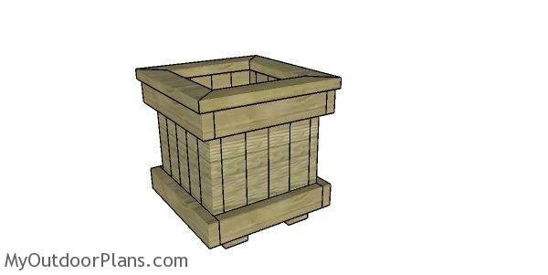2X4 Planter Box Plans Myoutdoorplans Free Woodworking 640 x 480